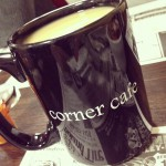 Corner Cafe in Sturgis