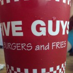 Five Guys Burgers and Fries in Derry