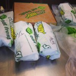 Subway Sandwiches in Raleigh