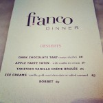 Franco Restaurant and Bar in Saint Louis, MO