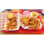 Popeye's Chicken in Charlotte