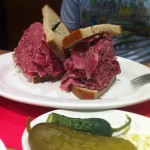 Sarges Deli and Restaurant in Manhattan, NY