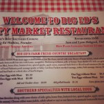 Big Ed's City Market in Raleigh, NC