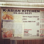 K-Asian Kitchen in Beaumont