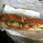 Subway Sandwiches in Olean