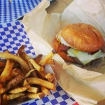 Blue Moon Burgers in Seattle