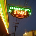 Crescent City Steak House in New Orleans, LA