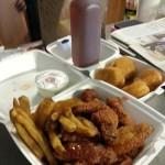 Cluck U Chicken in Lanham