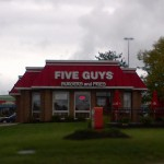 Five Guys Burgers & Fries in Akron, OH