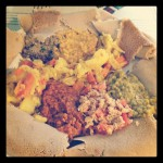 Queen of Sheba Ethiopian Restaurant in Denver, CO