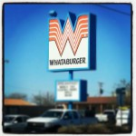 Whataburger in Midland