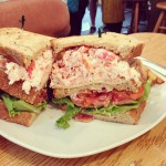 Brass Compass Cafe in Rockland