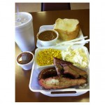 Chisholm Trail Bar-B-Q in Lockhart, TX