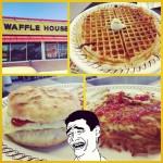 Waffle House in Cincinnati