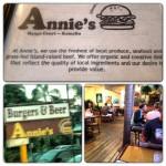Annie's Island Fresh Burgers in Kealakekua, HI