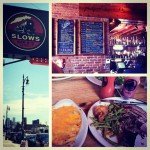 Slows Bar-B-Que in Detroit, MI