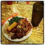 China Palace Restaurant in Lockhart
