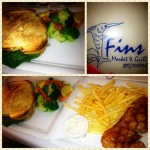 Fins Market & Grill in Sacramento