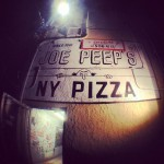 Joe Peeps Co Pizza in Valley Village