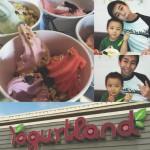 Yogurtland in San Diego