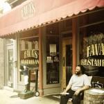 Fava's Restaurant in Georgetown