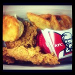 Kentucky Fried Chicken in San Diego