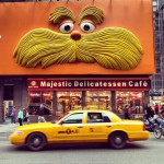 Majestic Deli in New York