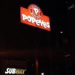 Popeye's Chicken in Los Angeles, CA