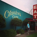 Clanton's Cafe in Vinita, OK