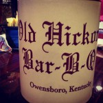 Old Hickory Pit Bar-B-Q in Owensboro