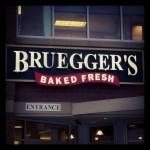 Bruegger's in Hudson