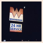 Whataburger in Austin, TX
