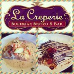 La Creperie Cafe in Long Beach, CA