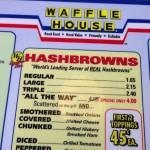 Waffle House in Slidell, LA
