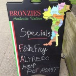 Bronzie's Place in Hamilton, ON