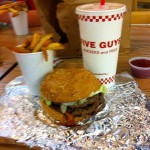 Five Guys Burgers And Fries in Surrey, BC