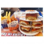 White Castle in Astoria