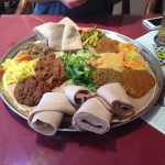Blue Nile Ethiopian Restaurant in Ottawa