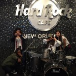 Hard Rock Cafe in New Orleans
