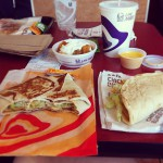 Taco Bell in New Orleans