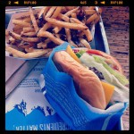 Elevation Burger in Montclair