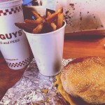 Five Guys Burgers and Fries in Mesquite