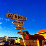 Old Trieste Restaurant in San Diego