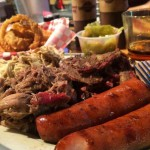 Barbecue and Bourbon on Main in Indianapolis