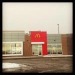 McDonald's in Dartmouth, NS