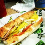 Subway Sandwiches in Old Saybrook
