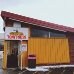 Tony's Submarine in Deerfield