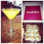 Sushi Ko in Chevy Chase, MD