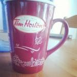 Tim Hortons in Miramichi, NB