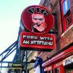 The Pig On Beale in Memphis